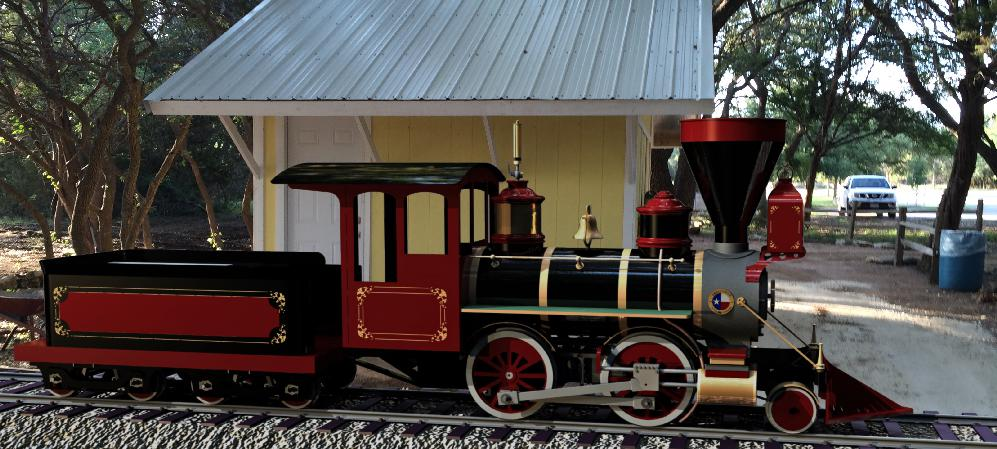 24 inch gauge Amusement Park and Zoo Trains for sale for theme parks, amusement parks, zoos, water parks, aquariums, family entertainment centers, science centers, museums, malls, and private estates.