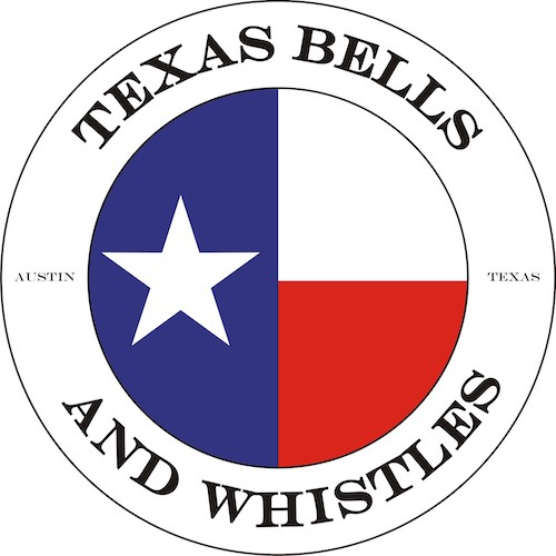 Texas Bells and Whistles Park Train Manufacturer
